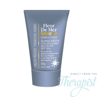 FleurDeMer Sunscreen SPF50 Clear