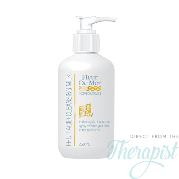 FLEUR DE MER Fruit Acid Cleansing Milk
