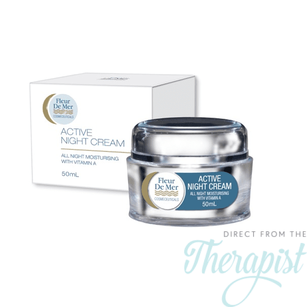 Fleur De Mer Active Night Cream Vitamin A