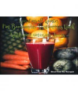 Vitamins Internal & Topical Boost