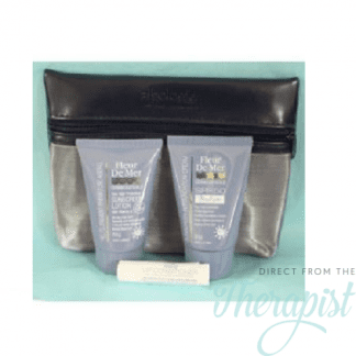 Fleur De Mer On Sale Medium Tinted Moisturiser Sunscreen Bonus Purse