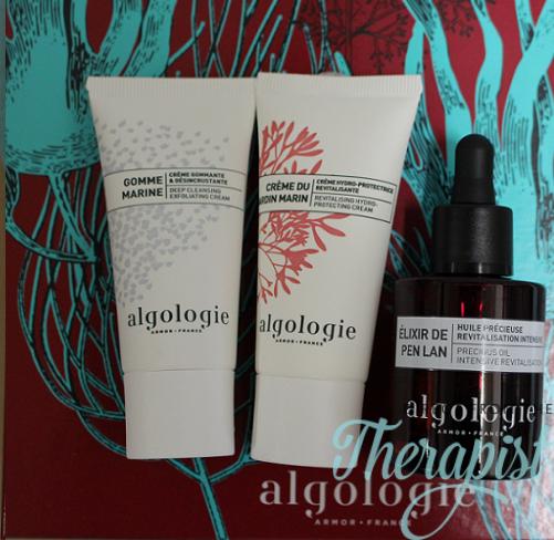 Algologie Revitalizing Booster Set