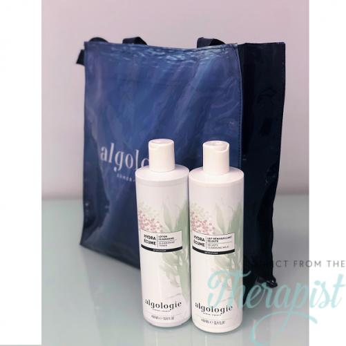 Algologie Cleansing Milk & Toner Super Size Deal