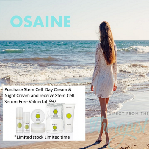Osaine Stem Cell Deal