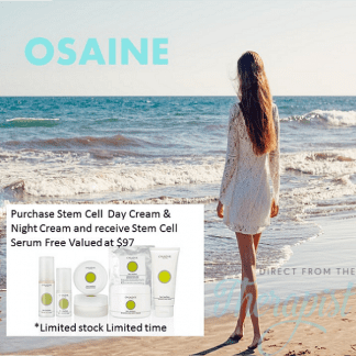 Osaine Stem Cell Deal