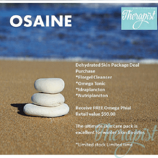 OSaine FREE Omega Phial