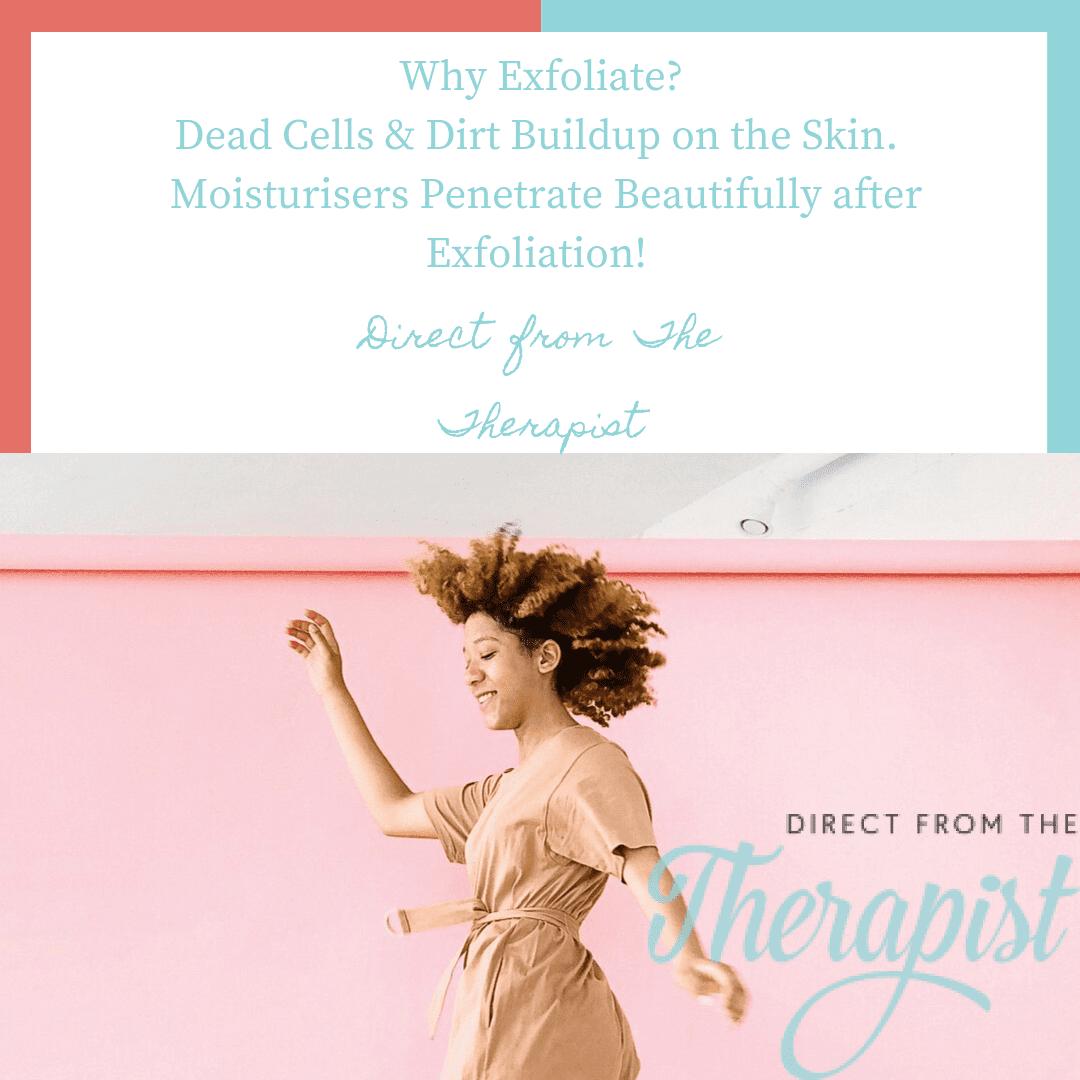Beauty Talk Why Exfoliate