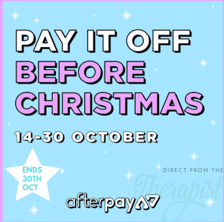 Afterpay Christmas Shopping