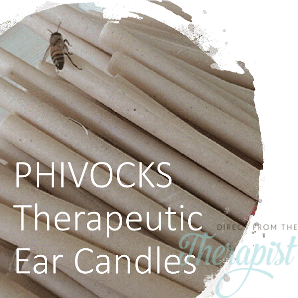 Phivocks Therapeutic Ear Candles