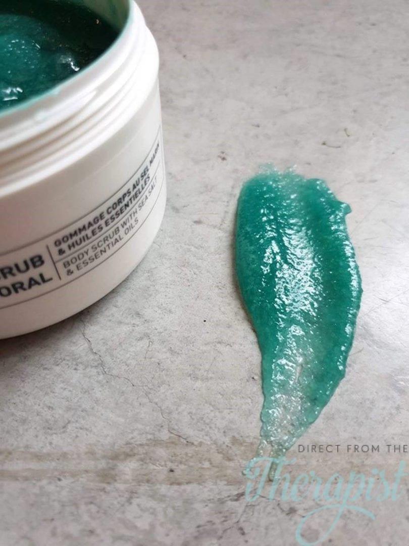 Algologie Body Salt Scrub