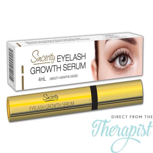 Sincerity Eyelash Growth Serum