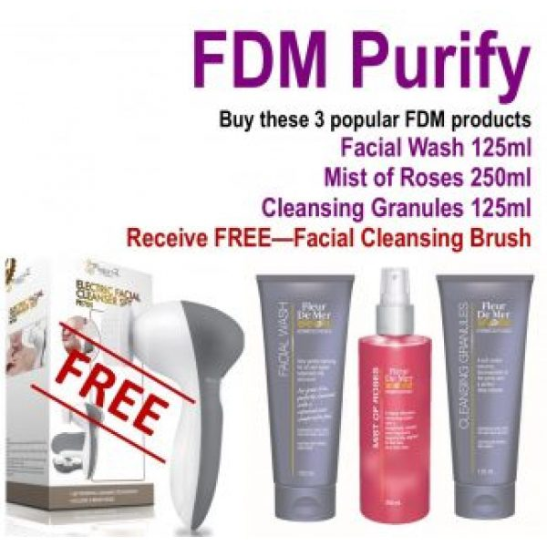 FleurDerMer Purify Bonus Pack